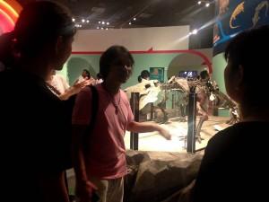 哺乳類に近縁な古生物。イノストランケビア。古代の勝ち組。