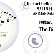 8月15日名古屋 地球暦イベントに映像出展